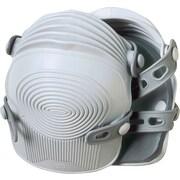 CLC® Ultra-Flex® Blue Foam Gel Pad Rubber Cap Non Skid Flexible Professional Knee Pad