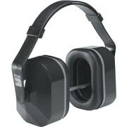 E-A-R® Plastic Headband Three Position Earmuff, Maroon, 20 dB