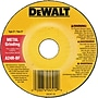 DeWalt® AO Type 27 Depressed Center Grinding Wheel,