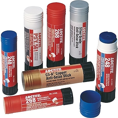 Loctite QuickStix™ Silver Anti Seize Compound Stick, 20 g Stick