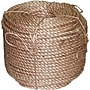 Anchor Brand® 3 Strand Manila Rope, 100 ft