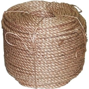 Anchor Brand® 3 Strand Manila Rope, 100 ft (L), 1 in (Dia)
