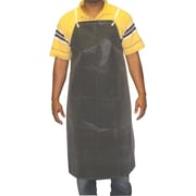 Anchor Brand® Visual Green Hycar Standard Bib Apron, 36 in (L), 24 in (W)