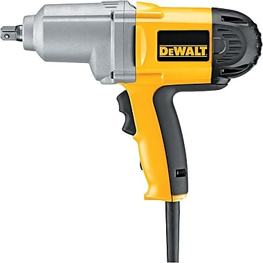 DeWalt® Impact Wrench With Detent Pin Anvil, 1/2 in Drive