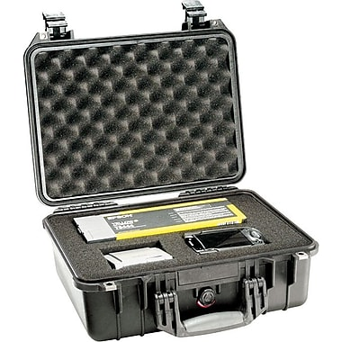 Pelican™ Black Polypropylene Electrical Protector Case, 18 1/2 in (W) x 14.06 in (D) x 6.93 in (H)