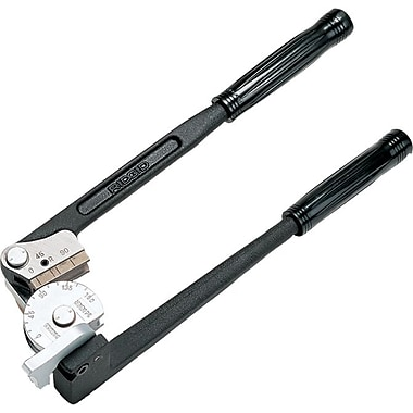 Ridgid® Cushion Grip Handle Series 400 Lever Instrument Bender, 17 in (L), 1/2 in Capacity