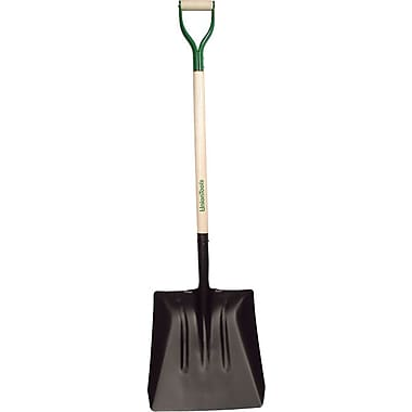 UnionTools® Tempered Steel Shovel, 11.325 in (W), 14 1/2 in (L)