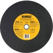 DeWalt® Barcutter Type 1 Chop Saw Wheel, 14 in (Dia), 1 in Arbor