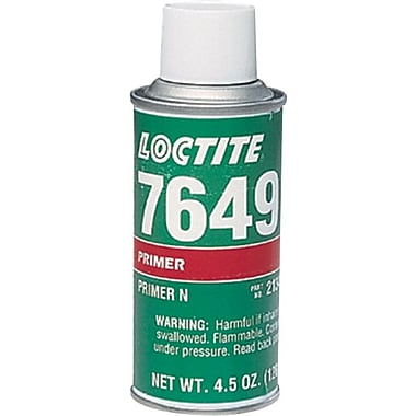 7649™ Primer N™ 4 1/2 oz Aerosol Can Pre Adhesive Spray Primer, Green