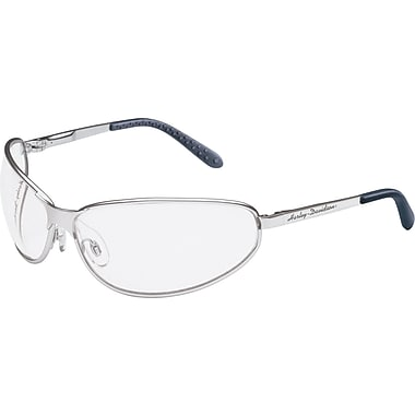 Harley-Davidson® ANSI Z87 HD 500 Safety Glasses, Blue Mirror