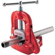 Ridgid® Cast Iron Yoke And Base Bench Yoke Vise, 1/8-4 in Capacity
