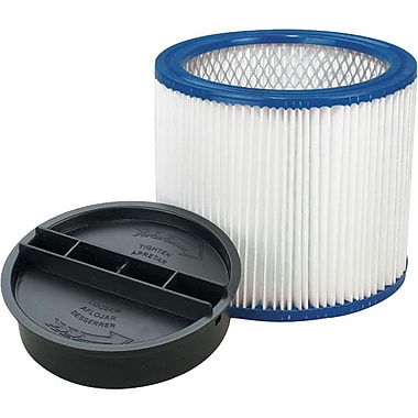 Shop-Vac® Clean Stream HEPA Cartridge Filter, 0.3 u