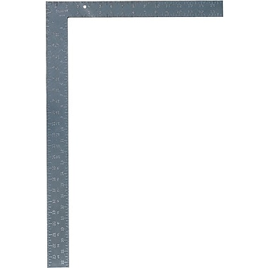 L.S. Starrett® Tempered Steel Blade Professional Framing Square, 24 in (L) Blade