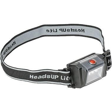 HeadsUp Lite™ 3 4.5V AAA Alkaline Black ABS Resin 2610 Flashlight, LED