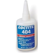 Loctite® 404™ Quick Set™ Clear Liquid Instant General Purpose Industrial Adhesive, 0.333 oz Bottle