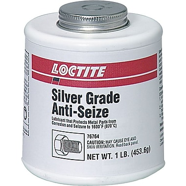 Loctite® Aluminum Paste Silver Grade Multi-Purpose Anti-Seize Lubricants
