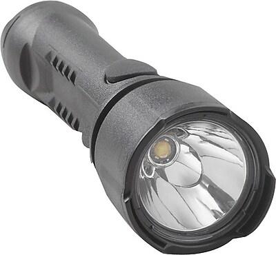 Razor 3 AA Alkaline Safety Orange Nylon Flashlight, LED 855114