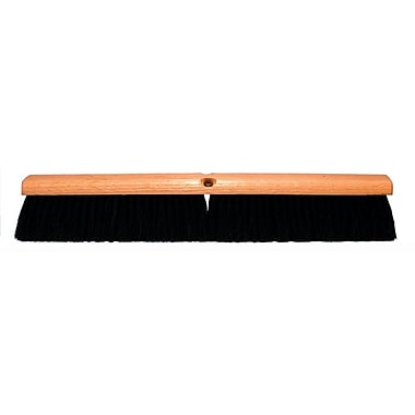 Magnolia Brush 455-2624 Horsehair Bristle Floor Brush, 24