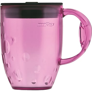 Aladdin 20 oz. Sola Desktop Mug, Pink