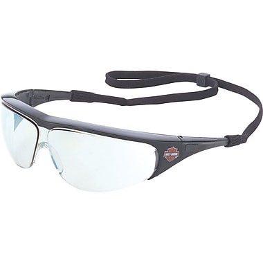 Harley-Davidson® ANSI Z87 HD 400 Safety Glasses, Silver Mirror