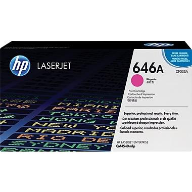 HP 646A Magenta Toner Cartridge (CF033A)