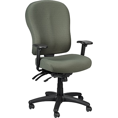 Tempur-Pedic® TP4000 Ergonomic Fabric Mid-Back Task Chair, Olive