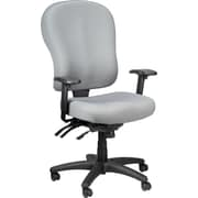 Tempur-Pedic® TP4000 Ergonomic Fabric Mid-Back Task Chair, Grey