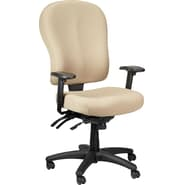 Tempur-Pedic® TP4000 Ergonomic Fabric Mid-Back Task Chair, Beige