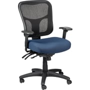 Tempur-Pedic® TP8000 Ergonomic  Mesh Mid-Back Task Chair, Navy