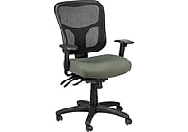 Tempur-Pedic® TP8000 Ergonomic Mesh Mid-Back Task Chair, Olive