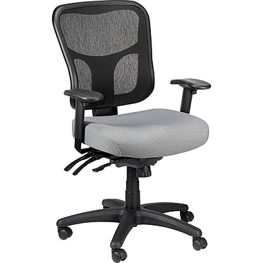 Tempur-Pedic® TP8000 Ergonomic Mesh Mid-Back Task Chair, Grey