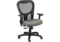 Tempur-Pedic® TP9000, Ergonomic Mesh Mid-Back Task Chair, Olive