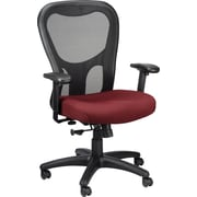 Tempur-Pedic TP9000 Polyester Computer and Desk Office Chair, Burgundy, (TP9000-BURGUNDY)