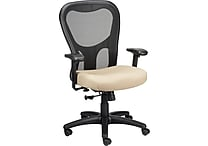 Tempur-Pedic® TP9000, Ergonomic Mesh Mid-Back Task Chair, Beige
