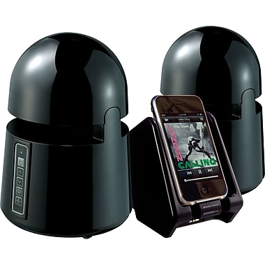 Grace Digital Mini-Bullets II Weatherproof Wireless Speaker System