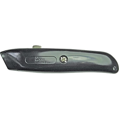 Pony® Straight Edge Steel Utility Knife