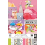 Colorbok® Heidi Grace Themed Project Pads, Birthday