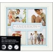 Colorbok 12in Multi Window Album, Cream