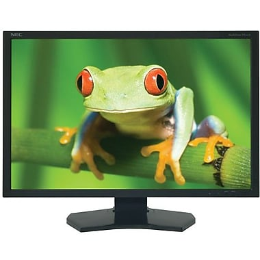 MultiSync® PA301W-BK 30in. Widescreen LCD Monitor