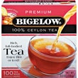 Bigelow Premium Ceylon Tea, Regular, 100 Tea Bags/Box