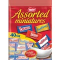 Nestle Assorted Chocolate Miniatures, 40 oz. Bag
