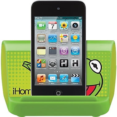 iHome Disney Portable Stereo Speaker, Kermit the Frog