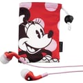 iHome Disney Noise-Isolating Headphones, Minnie Mouse