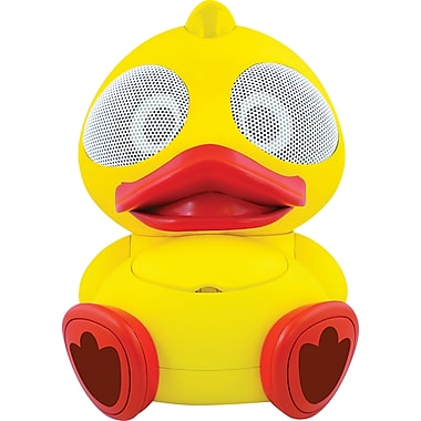 Electric Friends Kwack Kwack the Duck Speaker Docking Station for iPod/iPhone