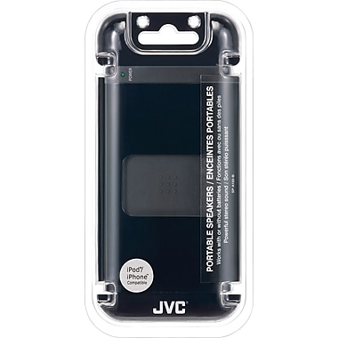 JVC Portable Speaker, Black