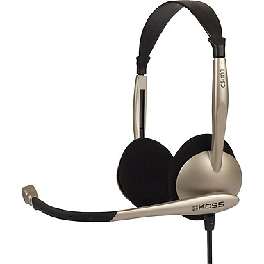 Koss CS100 Communication  Stereophone