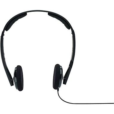 Sennheiser PX100II Collapsible Headphones, Black