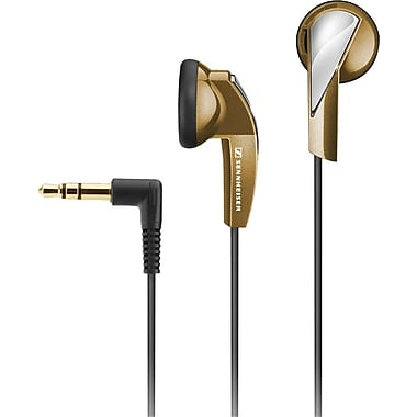 Sennheiser MX 365 Ear-Bud Headphones, Bronze