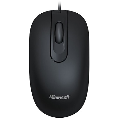 Microsoft Optical Mouse 200 for Business, Wired, Black (35H-00006)