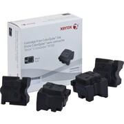 Xerox ColorQube 8700 Black Solid Ink Sticks (108R00994), 4/Pack